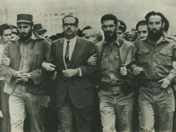 De visita en Miami figura histórica de la revolución cubana