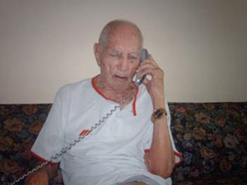 Marrero, patriarca del beisbol cubano.