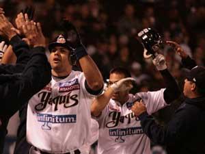 Bárbaro Cañizares quemó la liga mexicana el pasado año.