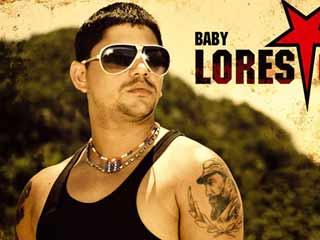 El reaguetonero cubano Baby Lores viene a Miami.