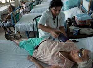 Cifras gubernamentales revelan disminución en el número de centros hospitalarios en el país.