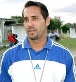 Walter Benítez Rosales, nuevo entrenador de la selección nacional de fútbol.