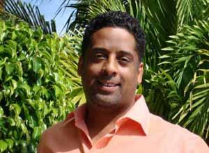El promotor musical Hugo Cancio, uno de los organizadores del festival cancelado en Miami en el 2011.