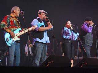 Juan Formell y los Van Van figuraba entre los grupos invitados al polémico festival  de música cubana en Miami, en abril del 2011.