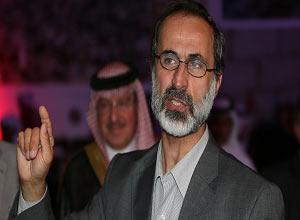 Foto del cónsul sirio Haitham Humaidan, difundida en la prensa árabe.