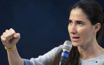 La bloguera Yoani Sánchez visitará la próxima semana el Congreso de Estados Unidos.