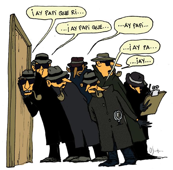 Contratar investigador privado