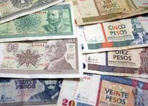 Pesos-display