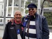 Paquito D'Rivera y Chucho Valdés tocan jazz juntos en la Casa Blanca