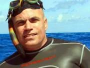 Pipín Ferreras regresa a Cuba en busca de récord mundial de inmersión