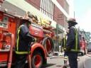 Sofocan incendio en popular tienda de La Habana