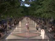 Video: Chanel desfiló en el Paseo del Prado de La Habana