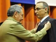 Espía cubano Antonio Guerrero nombrado como directivo de la construcción