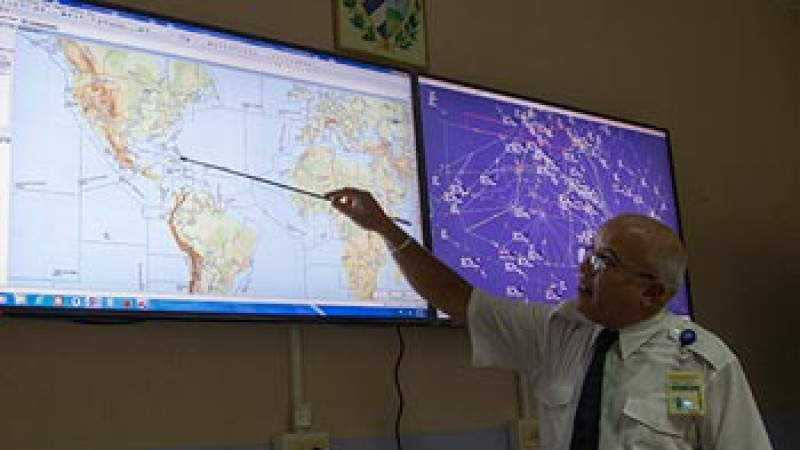 """Cuba en la búsqueda de controladores aéreos """"revolucionarios"""""""