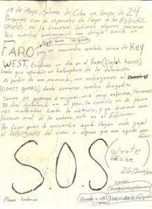 SOS-Balseros