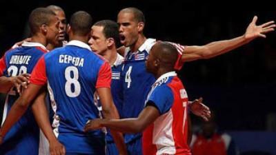 Reducen sentencias a voleibolistas cubanos condenados por violación en Finlandia
