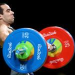 Julio César Acosta González, de 29 años. Pesista que representó a Chile en la categoría de los 62 kg y quedó ubicado en el lugar 19.