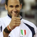 Osmany Juantorena, de 31 años y natural de Santiago de Cuba, compite en el equipo de voleibol de Italia, que discute este viernes su paso a la final ante EEUU.