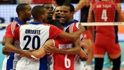 Cuba: Voleibolistas podrán apelar sanciones impuestas en Finlandia