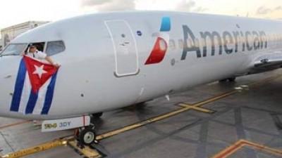 Avanza en la Cámara propuesta para detener vuelos regulares a Cuba