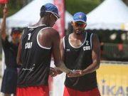 Histórico triunfo de Cuba en torneo de voleibol de playa en Malasia