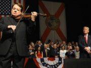 Prensa oficial arremete contra violinista cubano exaltado por Trump en Miami
