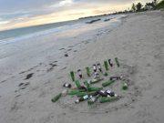 Playas de La Habana acumulan 30 metros cúbicos de basura al día