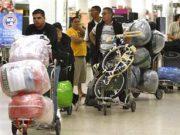 Récord de viajeros cubanos desde EEUU a la isla: 369,302